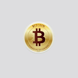 bitcoin 5 Mini Button