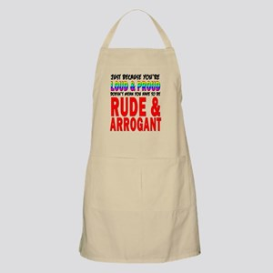 Loud  Proud Apron