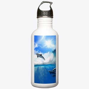 60x84_Curtain15 Stainless Water Bottle 1.0L