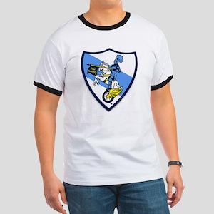 Blue Knights Logo Ringer T