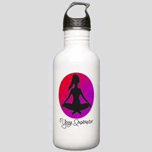 yoga instructor 3 Stainless Water Bottle 1.0L