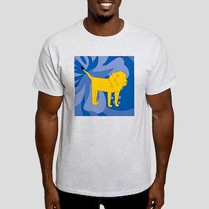 Lion 60 Curtains Light T-Shirt