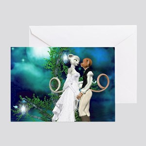 wd_pillow_case Greeting Card