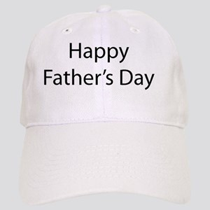 Happy Fathers Day Cap