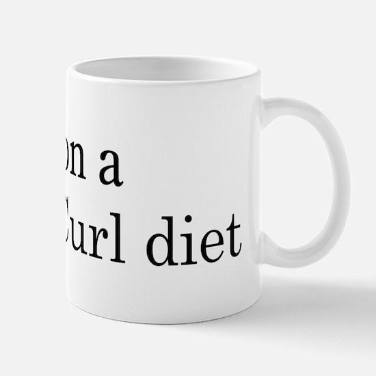 Cheese Curl diet Mug