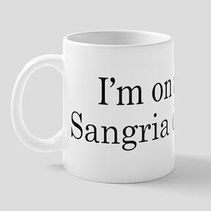 Sangria diet Mug