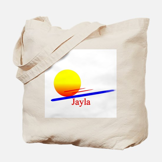 Jayla Tote Bag