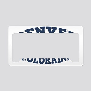 souv-whale-denver-CAP License Plate Holder