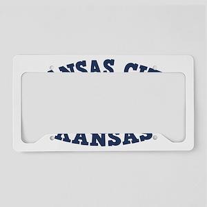 souv-whale-KC-CAP License Plate Holder
