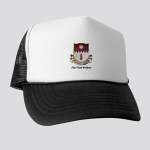 171st Crest Mesh Back Hat