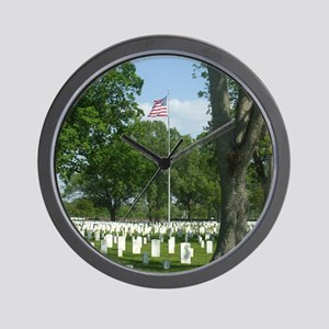 Cost of Freedom Wall Clock