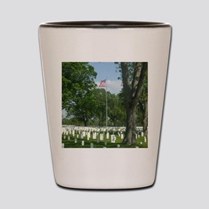Cost of Freedom Shot Glass
