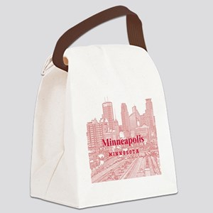 Minneapolis_10X10_v1_Downtown_Bro Canvas Lunch Bag