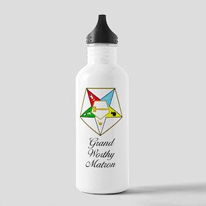 Grand Worthy Matron Jo Stainless Water Bottle 1.0L