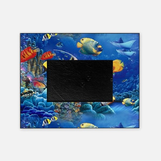Tropical Fish Picture Frame