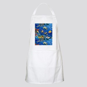 Tropical Fish Apron