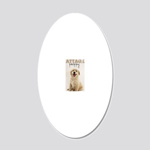 gr_iPhone 5 Wallet Case_1179 20x12 Oval Wall Decal