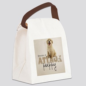 gr_jewelery_case Canvas Lunch Bag