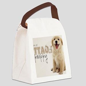 gr_puzzle Canvas Lunch Bag