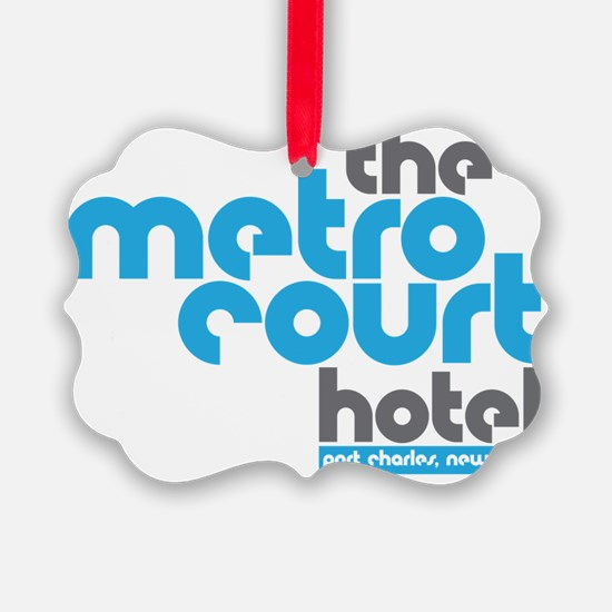metro court Ornament