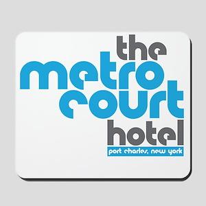 metro court Mousepad