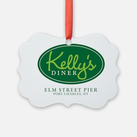 Kellys Diner Ornament