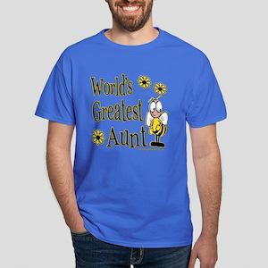 Aunt Bumble Bee Dark T-Shirt
