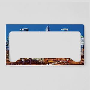 Minneapolis_5x3rect_sticker_D License Plate Holder