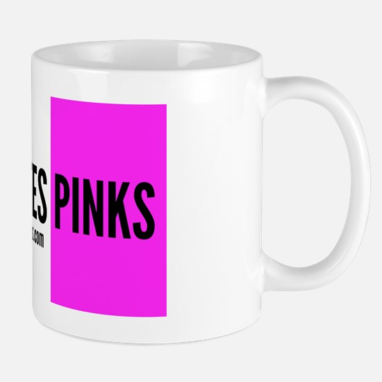 Bob hates pinks bumper Mug