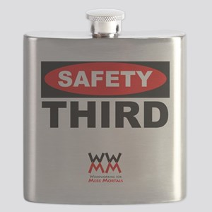 Safety Third Flask