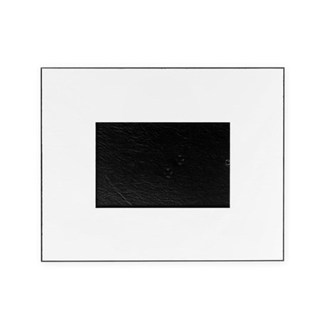 Superior Calico Jack White Picture Frame