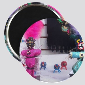 Voodoo Dolls Magnet