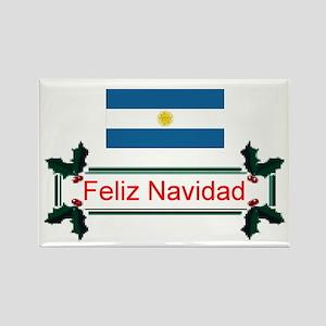 Argentina Feliz.. Rectangle Magnet