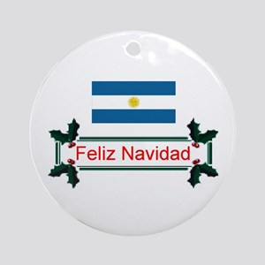 Argentina Feliz.. Keepsake Ornament