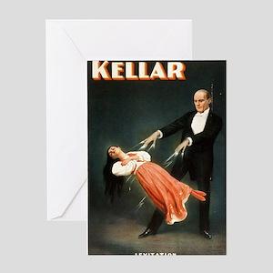 Kellar - Strobridge - 1894 Greeting Cards