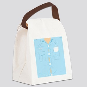 Bobby bobob Canvas Lunch Bag