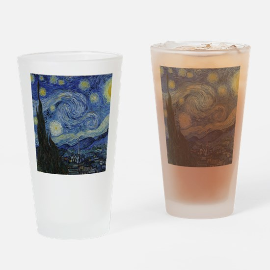 Vincent Van Gogh Starry Night Drinking Glass