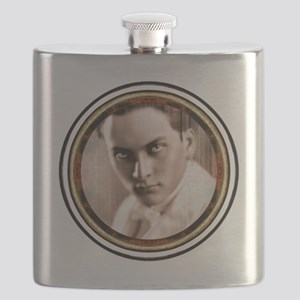 Manly P. Hall Tee  Flask
