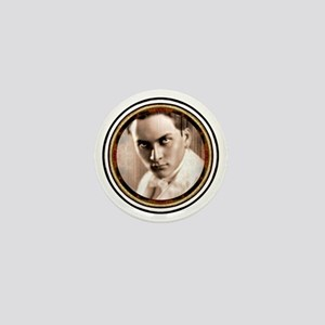 Manly P. Hall Tee  Mini Button