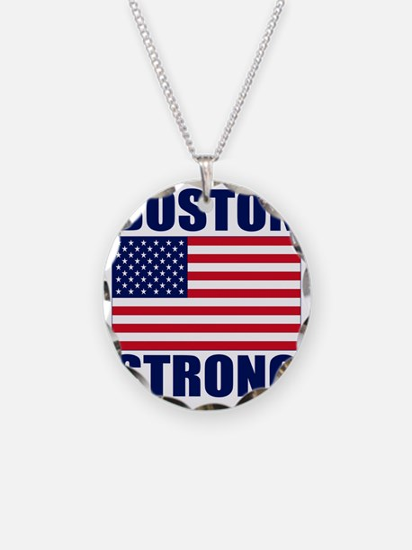 boston strong A Necklace