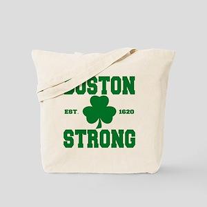 boston strong b Tote Bag