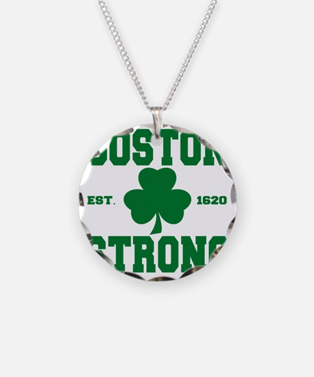 boston strong b Necklace