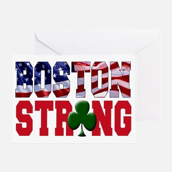 Boston Strong aaa Greeting Card