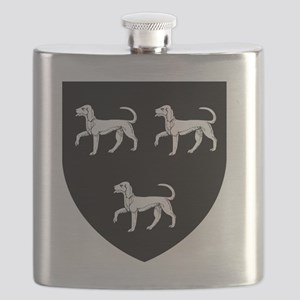 Arms of the Horner family of Wells Flask