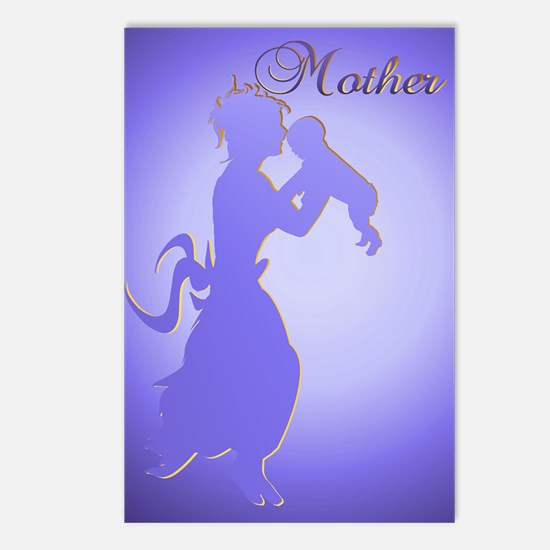 Mother PosterP Postcards (Package of 8)