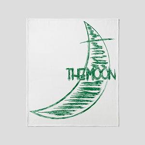 pp_back_moon Throw Blanket