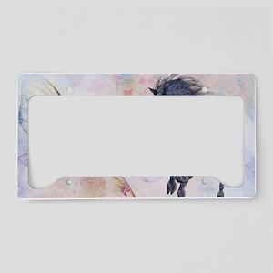 bu_pillow_case License Plate Holder