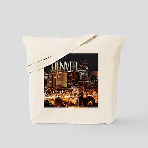 Denver Colorado Tote Bag