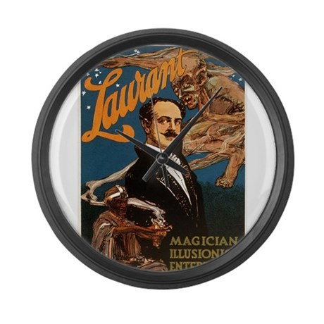 Laurant magician illusionist entertainer - WM King
