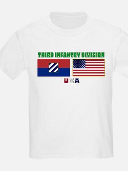 3ID-USA - Kids Tee